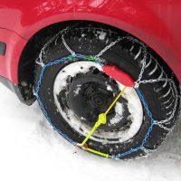 Car snow chains