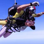 Explore Slovenia from air, experience skydiving in Slovenia
