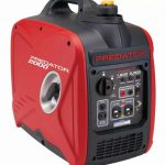 Portable generator has a limited capacity